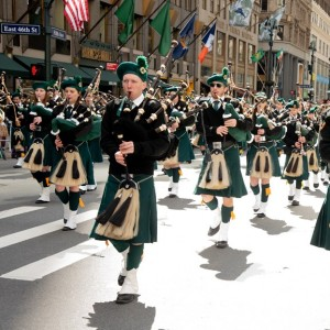 Patrick Roniger - Professional Bagpiper - Bagpiper in New York City, New York