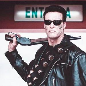 Paul as Arnold - Arnold Schwarzenegger Impersonator in West Palm Beach, Florida