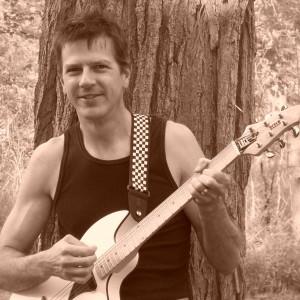 """Paul Kempkes """"Dr. K"""" - Guitarist in Savannah, Georgia"""