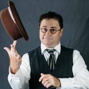 Paul Romhany - Corporate Magician in Vancouver, British Columbia