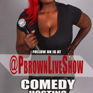 Pbrown Live Show - Comedy Show / Karaoke DJ in Atlanta, Georgia