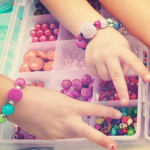 Peace Love Beads Parties - Arts & Crafts Party in Collegeville, Pennsylvania