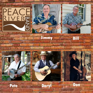 Peace River Band - Bluegrass Band in Fort Erie, Ontario