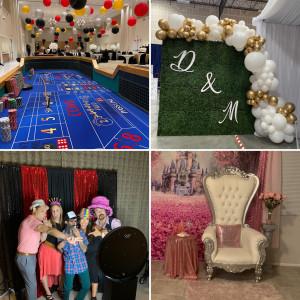 Peaceful Events - Casino Party Rentals / Party Rentals in Las Vegas, Nevada