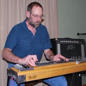 Pedal Steel Guitar - Guitarist in Denver, Colorado