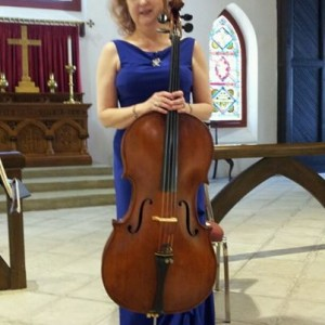 Perfect Note - Cellist in Fayetteville, North Carolina