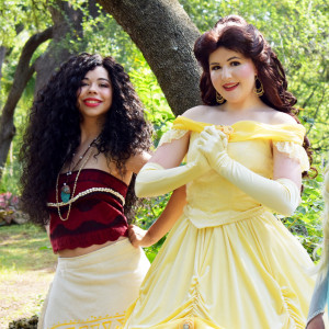 Perfect Parties by Lucinda - Princess Party / Children's Party Entertainment in Austin, Texas