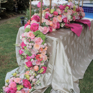 Personalized /Custom Flowers - Event Florist / Party Decor in Chino Hills, California