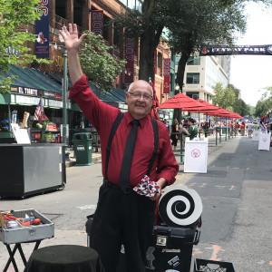 Pete Jackson's Magic To Go - Magician in Gloucester, Massachusetts