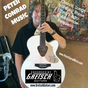 Peter Conrad Music - Singing Guitarist in Columbus, Ohio