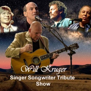 Will Kruger Singer Songwriter Tribute Show - Tribute Artist in Maryville, Tennessee