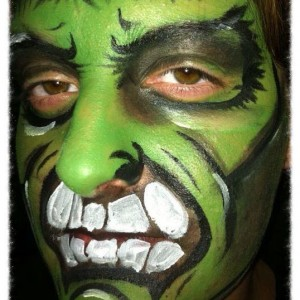 Pete's Face Painting - Face Painter in Orlando, Florida