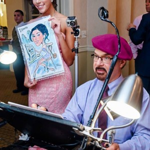 Philip's Personalitee Portraits - Caricaturist / Party Decor in Mahwah, New Jersey