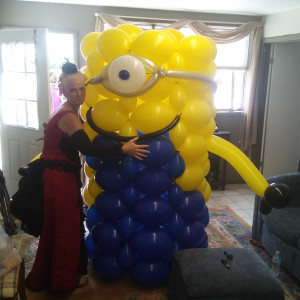 "Phoenix Creations ""Bringing Balloons to life"" - Balloon Twister in Omaha, Nebraska"