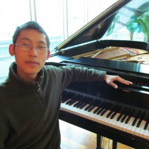 Pianist Dennis Huang - Classical Pianist in Forest Hills, New York