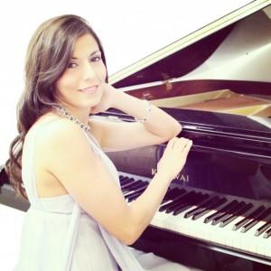 Christine Abdalian - Classical Pianist in Toronto, Ontario