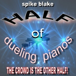 Half of Dueling Pianos Show - Dueling Pianos / Comedy Show in Kansas City, Missouri