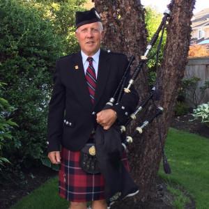 Piper Barney - Bagpiper / Celtic Music in Victoria, British Columbia