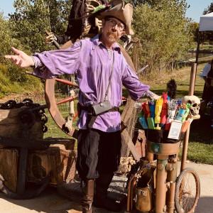 Pirate Balloon Arts - Balloon Twister in Denver, Colorado