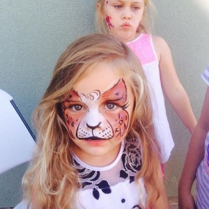 Pirate Ink Face paint / Airbrush Tattoos - Balloon Twister in Harvey, Louisiana
