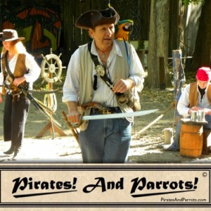 Pirates And Parrots - Pirate Entertainment / Animal Entertainment in Gardner, Kansas
