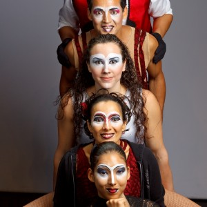 PivPassion 2 Balance - Circus Entertainment in Las Vegas, Nevada