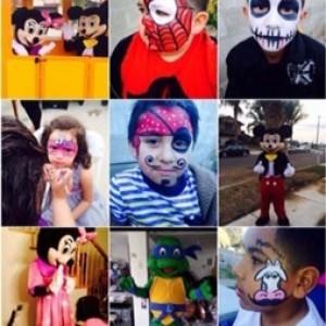 Pixie Paints Face Painting! - Face Painter / Body Painter in Sun City, California