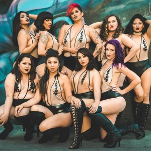 Pixie Stixx Burlesque - Burlesque Entertainment in San Diego, California