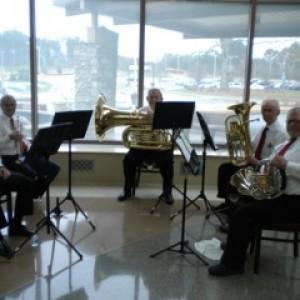 Plantation Brass Quintet - Classical Ensemble in Roswell, Georgia