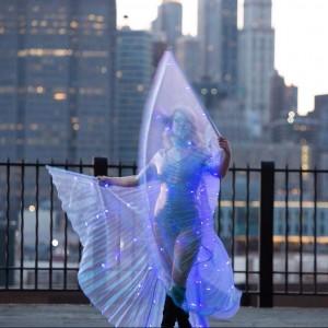 Pocket monster - Hoop Dancer in Bellmore, New York