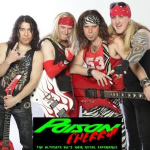 Poison Cherry - 1980s Era Entertainment / Bon Jovi Tribute Band in Dallas, Texas