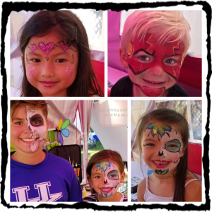 Bruck's ThumbsUp Face Painting - Face Painter in Winchester, Kentucky