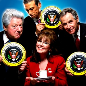 Politicos Comedy Brigade - Barack Obama Impersonator in Washington, District Of Columbia