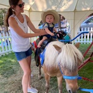 Pony Go Round - Pony Party / Children's Party Entertainment in Blanchard, Idaho