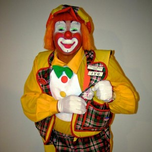 Porgie the Clown - Children's Party Magician / Comedy Magician in Youngstown, Ohio