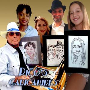 Caricature Artist - Caricaturist in Hollywood, Florida