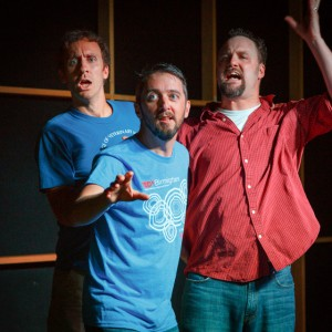Positively Funny, Inc. - Comedy Improv Show in Birmingham, Alabama