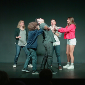 Viral Interactive Comedian Jeffrey Paul - Comedy Improv Show in Boise, Idaho