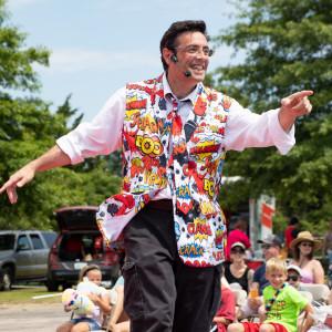 Stevie Kidding - Children's Party Magician / Children's Party Entertainment in Boston, Massachusetts