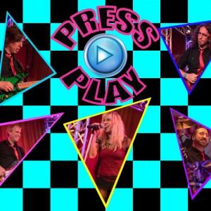 Press Play - 1980s Era Entertainment in Sacramento, California