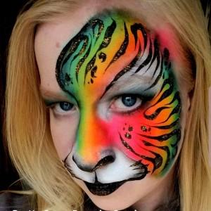 Pretty Scary Faces - Face Painter in Walterboro, South Carolina