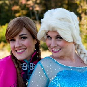 Princess Characters for Childrens' Parties - Children's Party Entertainment / Actress in Greenville, South Carolina