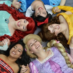 Princess Parties of North Carolina - Princess Party / Children's Party Entertainment in Burlington, North Carolina