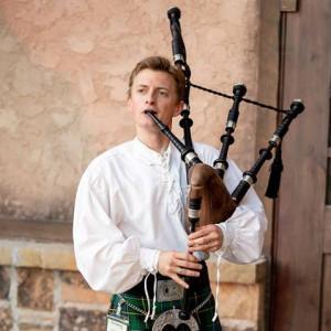 Christopher Johnson, Professional Bagpiper - Bagpiper / Celtic Music in North Salt Lake, Utah