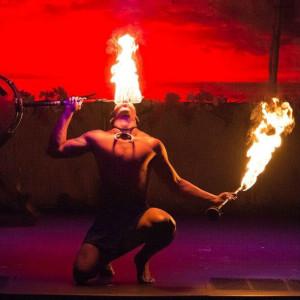 Professional Fireknife Warrior - Fire Dancer in Daytona Beach, Florida