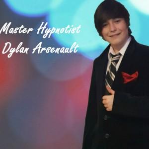 Professional Hypnotist Dylan Arsenault