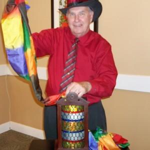 Professor Rhinestone - Comedy Magician in Port St Lucie, Florida