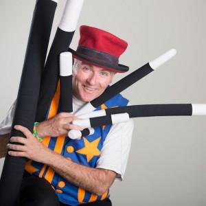 Professor Whizzpop - Magician in Asheville, North Carolina
