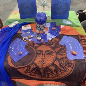 Psychic Crystal - Tarot Reader / Psychic Entertainment in San Francisco, California