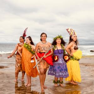 Pure Polynesia - Hula Dancer / Hawaiian Entertainment in Los Angeles, California